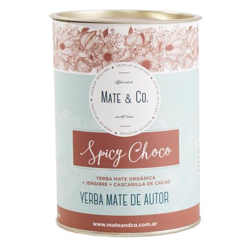 Yerba Spicy Choco Lata @ Mate & Co.