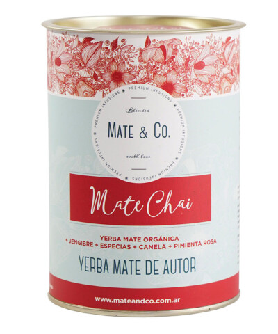 Yerba Mate Chai - Mate & Co.