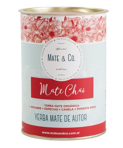 Yerba Mate Chai Lata @ Mate & Co.