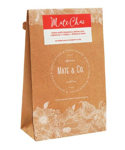 Yerba Mate Chai Refill @ Mate & Co.