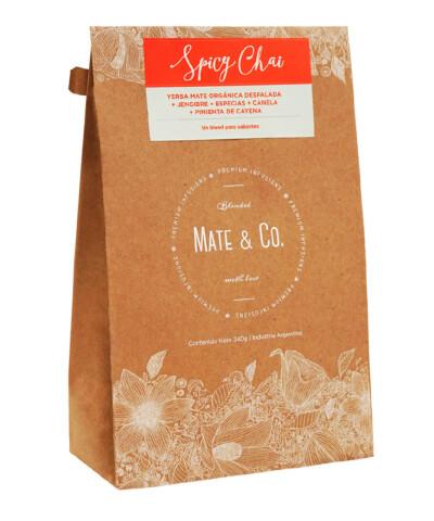 Yerba Spicy Chai Refill @ Mate & Co.