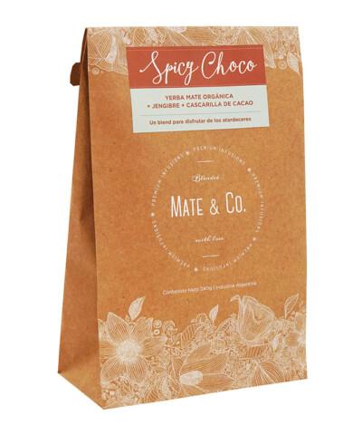 Yerba Spicy Choco Repuesto @ Mate & Co.