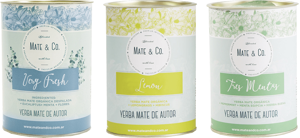 Latas Mate & Co